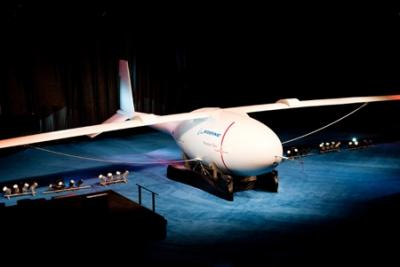 Boeing Unveils Unmanned Phantom Eye Demonstrator
