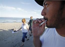 Calif. considers smoking ban at all state parks (AP)