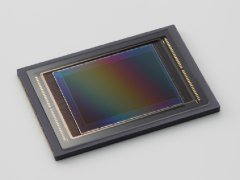 Canon's newly developed CMOS sensor