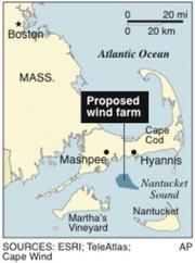 Cape Wind's fate unclear, even in Obama's hands (AP)
