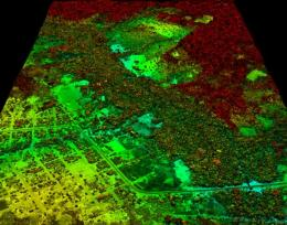 Carbon mapping breakthrough