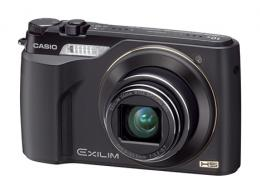 Casio mixes high-speed and HD video with solid photo features