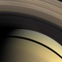 Cassini Shows Saturnian Roller Derby, Strange Weather