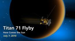 Cassini to Dive Low through Titan Atmosphere