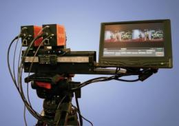 CeBIT 2010: Live 3-D-TV