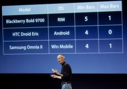 CEO of Apple Computer Inc. Steve Jobs