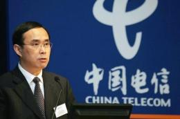 Chang Xiaobing, Chairman of China Unicom, will help build a cable linking China and Taiwan