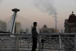 China has said it aims to cut the intensity of dioxin emissions in key industries by 10 percent by 2015