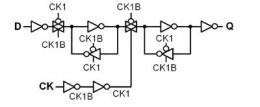New energy-saving flip-flop circuit developed by Toshiba