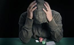Dealt a bad hand: Pathological gamblers are also at risk for mental health disorders