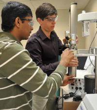 Developing More Efficient Solar Energy Cells