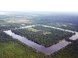 Did Climate Influence Angkor's Collapse?