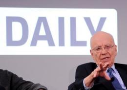 Digitial newspaper The Daily was developed at a cost of around $30 million, an executive has said
