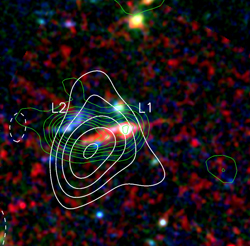 'Teenage'-galaxies booming with star births