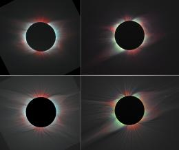 Eclipses Yield First Images of Elusive Iron Line in Solar Corona