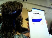 Electrical brain stimulation improves math skills