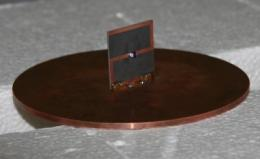 Engineered metamaterials enable remarkably small antennas