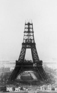 Engineers say Gustave Eiffel's design and the quality of the iron from which the tower was built provide great strength