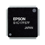 Epson develops new microcontroller