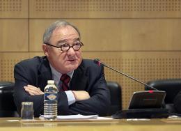 European Space Agency boss Jean-Jacques Dordain