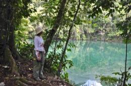 Extreme archaeology: Divers plumb the mysteries of sacred Maya pools