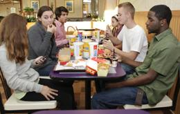 Fast Food Restaurants Dish Up Unhealthy Marketing to Youth; Researchers Release Unprecedented Report on Fast Food Nutrition and