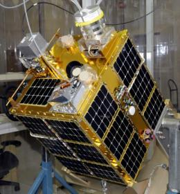 FASTSAT satellite readies for shipment to Alaska