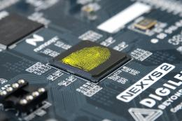 Fingerprint makes chips counterfeit-proof