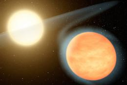 First carbon-rich exoplanet discovered
