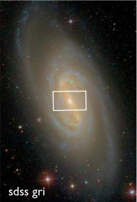 First light for new spectrograph