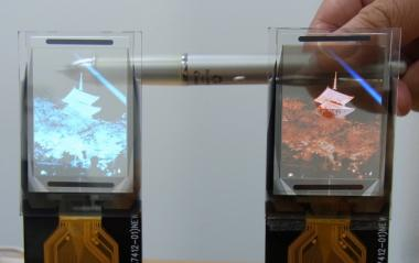 Flexible and transparent OLEDs from TDK (w/ Video)