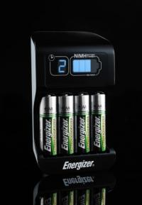 Gadgets: Energizer battery charger is 'smart'