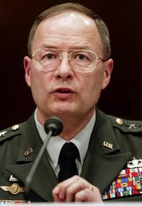General Keith Alexander, head of the newly created US Cyber Command