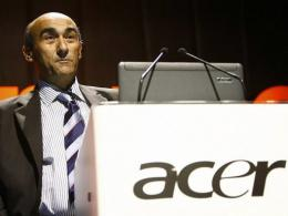 Gianfranco Lanci, President of Taiwanese computer vendor Acer