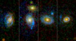 Giant Ultraviolet Rings Found in Resurrected Galaxies