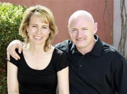 Giffords' astronaut hubby decision due Friday (AP)