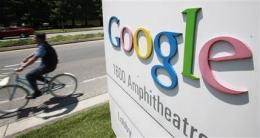 Google expansion helps economy, hurts stock price (AP)