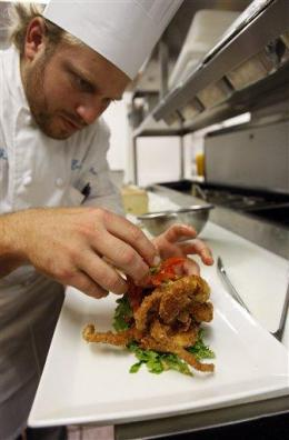 Gulf seafood industry tries to shake an oily image (AP)