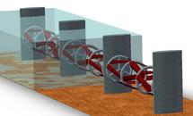 Harnessing tidal energy
