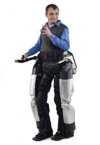 [I]piernas biónicas para parapléjicos
