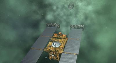 Heading Into the Bonus Round -- in Space