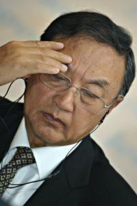 he founder of Chinese IT giant Lenovo,  Liu Chuanzhi
