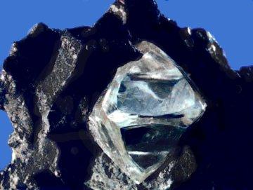 Meteorite Diamond