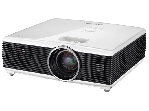 Samsung Launches World S First Rgb Led Data Projector