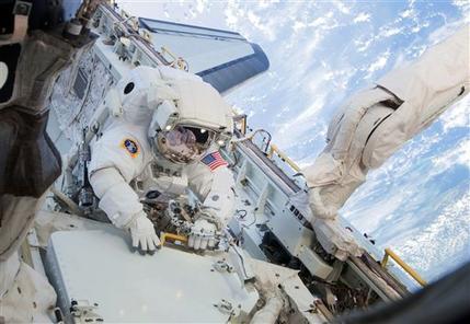 international space station news astronauts - photo #36