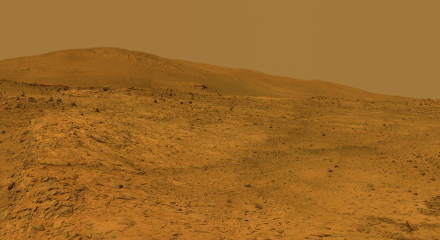 Mars Rover Team Sets Low-Power Plan for NASA's Spirit