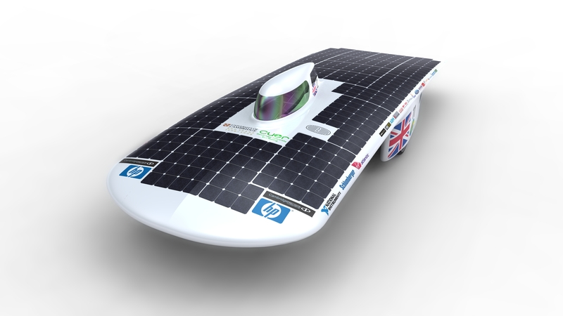 cool solar power cars. A solar-powered car/quot;