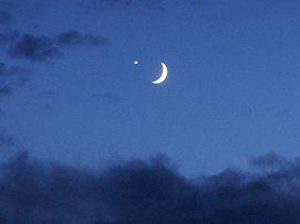 POEMAS SIDERALES ( Sol, Luna, Estrellas, Tierra, Naturaleza, Galaxias...) - Página 4 1-venusdisappe