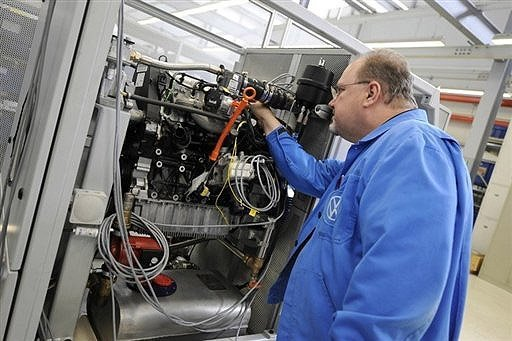 Mini Gas Plant : Home power plants project unveiled in germany