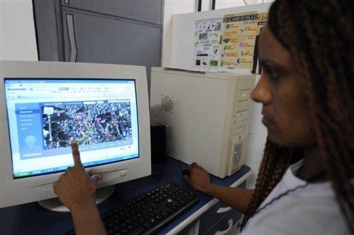 Google Revise City Map of Rio de Janeiro